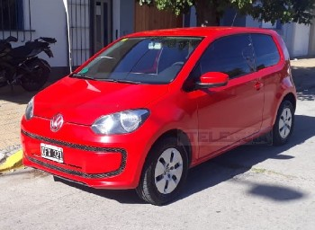 Vendo o permuto VW Up Move Mod.2014 71mil kmts Calle 53-2071